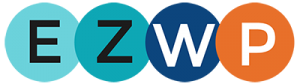 ezwp wordpress website logo